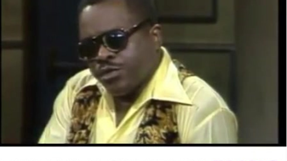 Elvis Presley Got Rich Off Of This Black Man