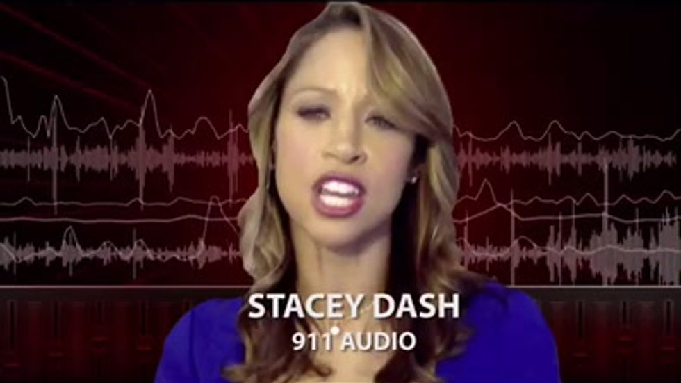Stacy Dash Appears To Be Having Zaddy Issues With Her White Boi