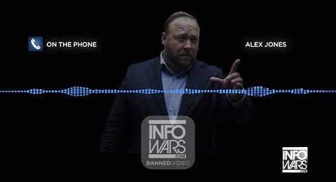 Alex Jones Says The Blitzkrieg Is Coming