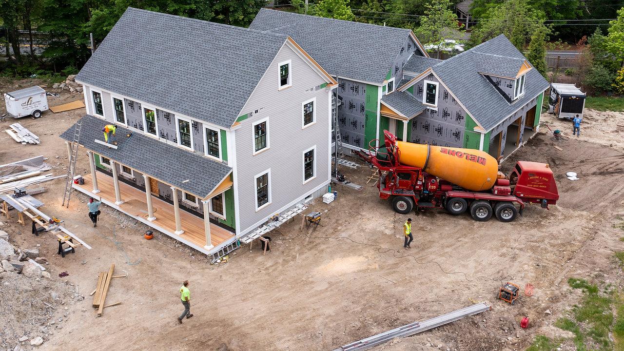 The King Philip - Development Project in Sudbury, MA