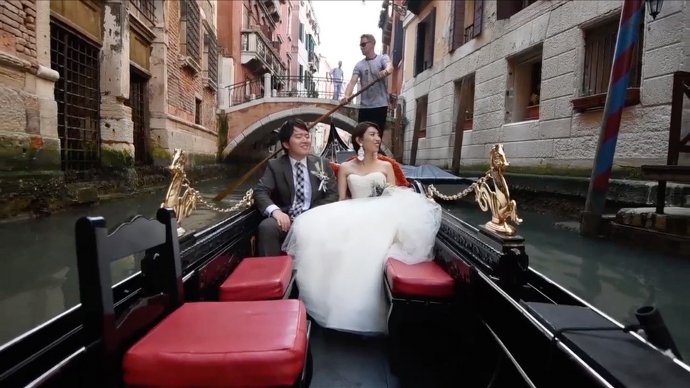 Venezia · Our story