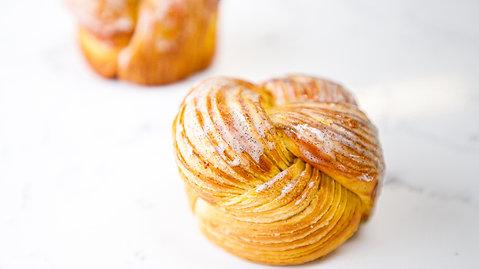 Signature Croissant of 2020 Online Class