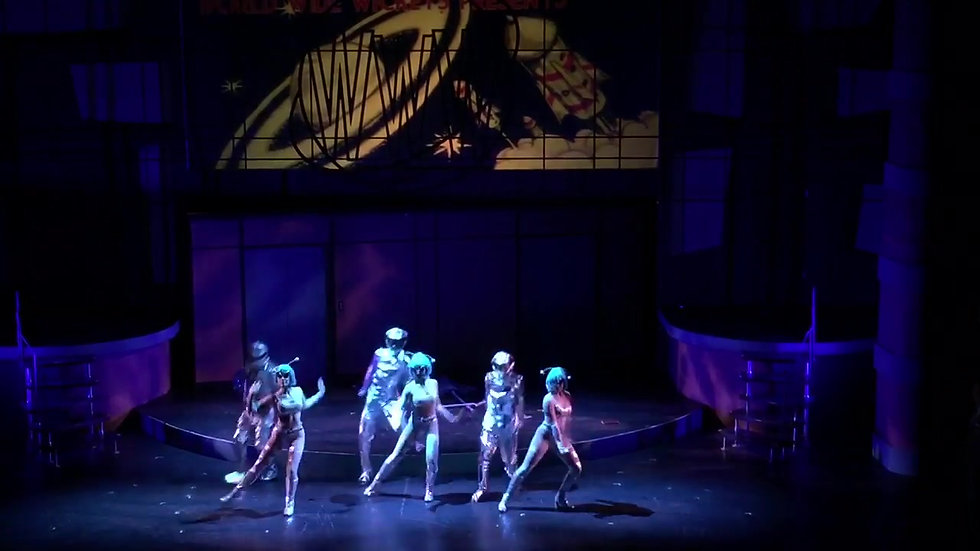 Choreography Highlights - How To Succeed in Business