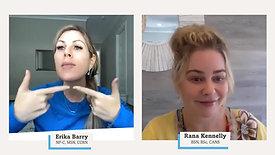 Passion for myomodulation: Erika Barry NP-C, MSN, CCRN