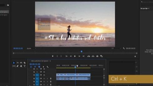 Shortcuts - Premiere