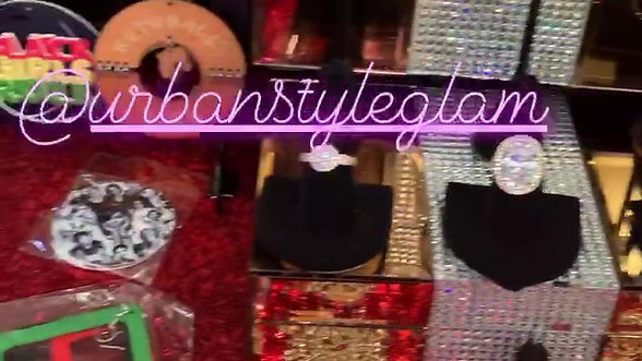 Urban Style Glam Vendor Boutique