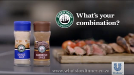 Robertsons Spice Television Commercial