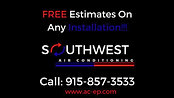 Southwest Air Conditioning Company HVAC Promo