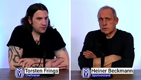 SVM-Fantalk mit Torsten Frings und Heiner Beckmann