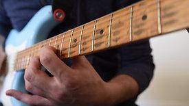 Melodic Blues Improvisation