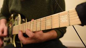 Rock/Metal Soloing Example