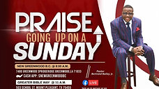 Sunday, April 18- Sunday Morning Worship