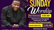 Sunday, March 7- Sunday Morning Worship