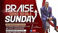 Sunday, April 11- Sunday Morning Worship