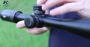 Vortex PST 5-25 Rifle Scope