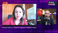 Entrevista a Marcela Gallardo - Directora regional Fundación Integra, (tema, JARDÍN INFANTIL BLANCA NIEVES Y LOS ENANITOS)