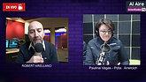 Entrevista Paulina Vargas.  Presidenta nacional asociación nacional de funcionarios del registro civil. E identificación Anercich