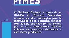 Programa levantemos Pymes