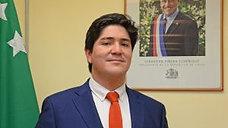 Rodrigo Barahona Seremi de energía de la región de los lagos