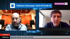 Entrevista a el Diputado, Alejandro Santana