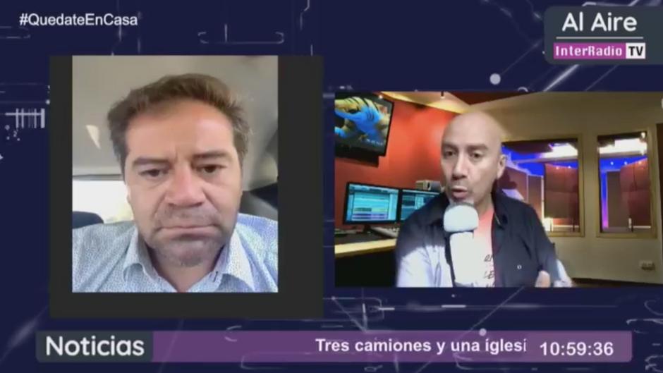 Entrevista al seremi economia Francisco Muñoz