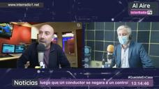 Entrevista a  Carlos Díaz Marchant, Presidente del Colegio de Profesores