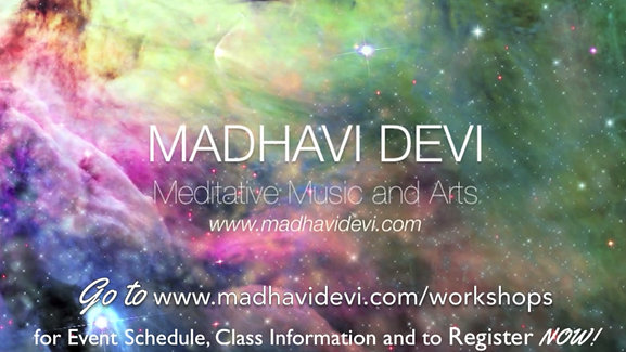 Madhavi Devi Transformational Painting Classes