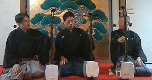 9/27「YouTube邦楽大学」無料配信:三味線について