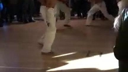 BRESILevents Mont Blanc -  Show de Capoeira  au Pavillon Royal