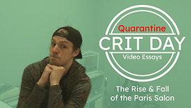 Quarantine Crit Day Ep. 2