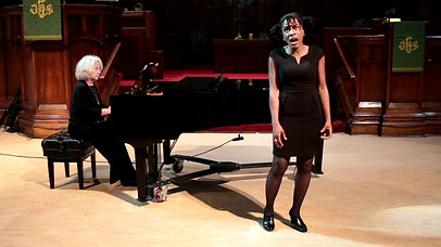 D'mor sull ali rosee - Karlene Marie, soprano  Diana Torbert, piano