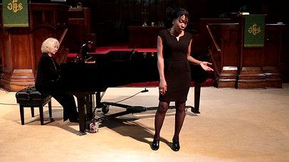 Summertime - Karlene Marie, soprano Diana Torbert, piano