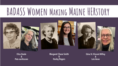 Badass Women Making Maine Herstory