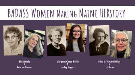 Badass Women Making Maine Herstory