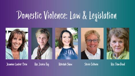 Domestic Violence: Law & Legislation
