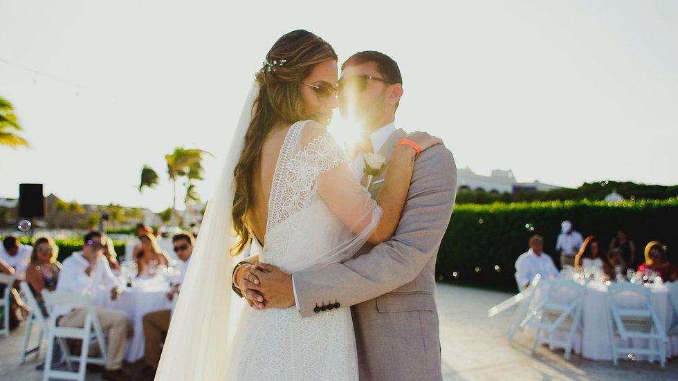 Destination Wedding Riviera Maya | Ale y Pitu Slideshow