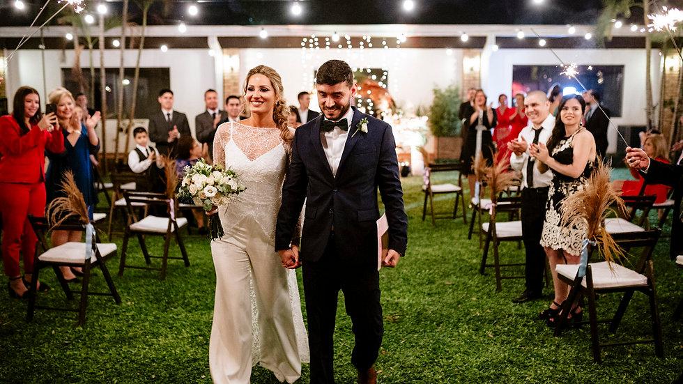 Wedding Asuncion | Ale & Pitu