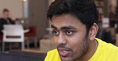 Jash Kalyani - Huron Student