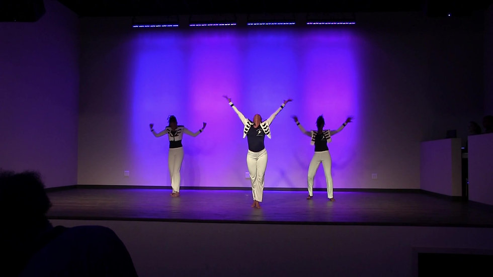 ljp dance at cajo showcase