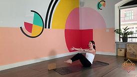 Yoga Abs with Melissa, 30min