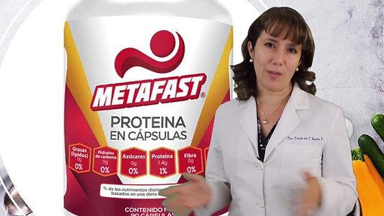 ¿Qué es Metafast? ¿Colación proteica?