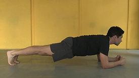 Half plank