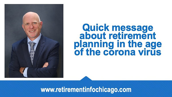 Real Retirement Advice home page video