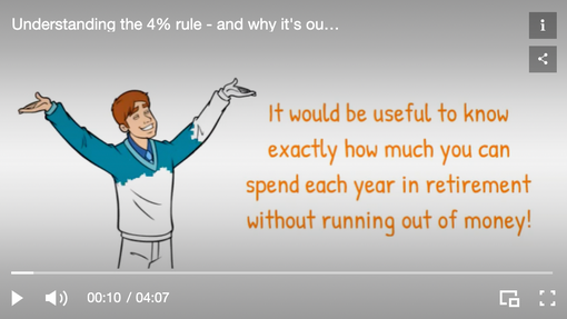 Understanding the 4% rule - and why it's outdated