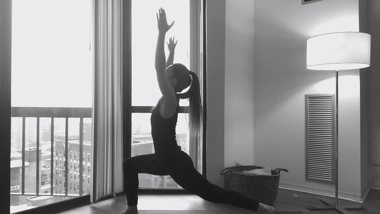 Bright Light: Yoga Flows