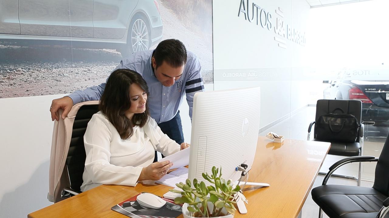 Autos J&A Barceló - Story Telling