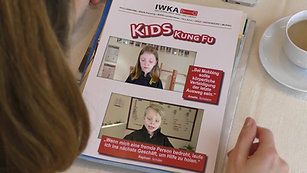 IWKA Kung Fu Schulen Hollabrunn & Wien 14: Bewerbung Probetraining