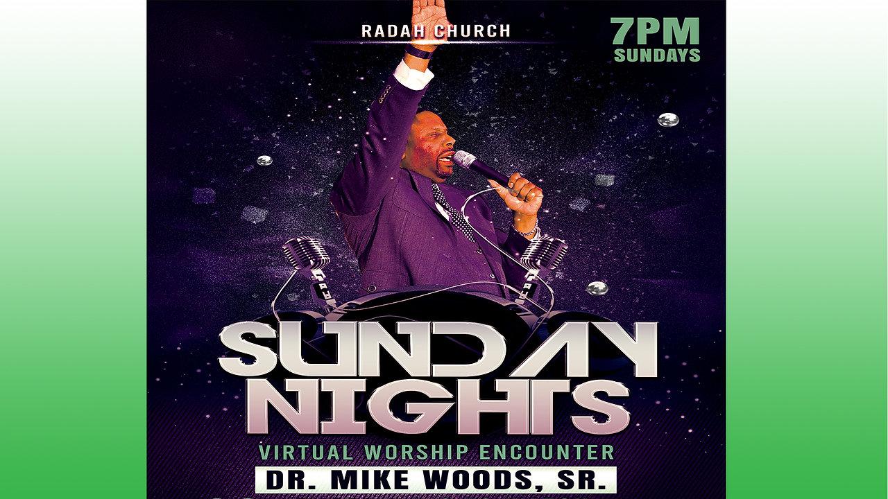 SUNDAY NIGHTS: VIRTUAL WORSHIP ENCOUNTER