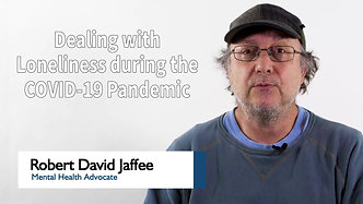 Dealing with Loneliness During the COVID-19 Pandemic