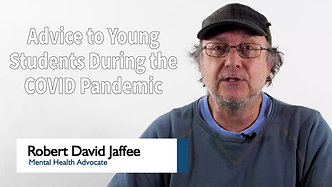 Advice to Young Students During the COVID Pandemic